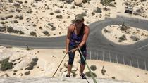 Rappelling Adventures in Joshua Tree National Park, Palm Springs, Hiking & Camping