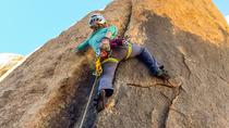 Sport Climbing Class in Joshua Tree National Park, Palm Springs