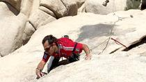 Traditional Climbing Class in Joshua Tree National Park, Palm Springs, Climbing