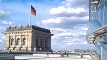 Reichstag Glaskuppel und Parlamentsviertel, Berlin, Walking Tours