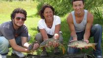 Small-Group Carp Fishing Experience in London, London