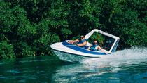 5-in-1 Adventure in Cancun: Speed Boat, Snorkel, ATV, Zipline and Cenote Swim, Cancun, Snorkeling