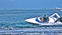 Adventure Tour: Driving Your Own Speedboat, Cancun, Jet Boats & Speed Boats