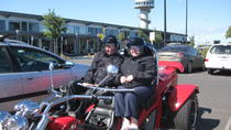 Geelong and Queenscliff Trike Tour for Two from Melbourne, Melbourne, Motorcycle Tours
