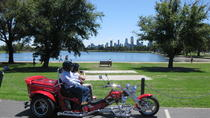 Lake and Bay View Trike Tour for Two, Melbourne, Trikke Tours