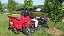 Yarra Valley and Wineries Trike Day Tour for Two from Melbourne, Melbourne, Motorcycle Tours