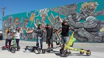 Downtown Las Vegas Trikke Tour: Life is Beautiful Art Murals, Las Vegas, Vespa, Scooter & Moped ...