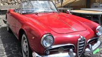 Vintage Alfa Romeo Giulietta sight seeing Day on the amalfi coast, Positano, Private Sightseeing...