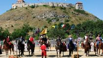 Knight Tournament with Medieval Feast at Sumeg Castle, Budapest, Family Friendly Tours & Activities