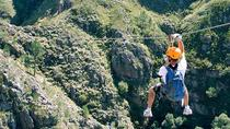 Private Full Day Ziplining Day Tour from Cape Town, Cape Town, Ziplines