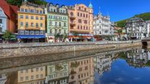 Exclusive Karlovy Vary Tour with VIP Moser Glasswork Visit from Prague