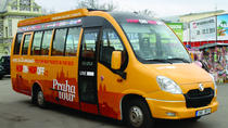 Hop on-Hop off Bus City tour: Down Town Line, Brewery Line and Vysehrad Line and Cruise Tour,...