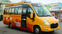Hop on-Hop off Bus City tour: Down Town Line en Vysehrad Line en Cruise Tour, Prague, Hop-on Hop-off Tours