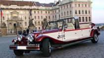 Old Time Prague Tour in Vintage Car, Prague, Historical & Heritage Tours