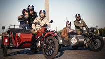 Retro Tour Paris: Sidecar Tour, Paris, Motorcycle Tours