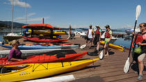 Half-Day Sea Kayaking Tour on Quadra Island, Vancouver Island, Kayaking & Canoeing