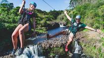 9-Line Zip-N-Dip Experience, Big Island of Hawaii, Ziplines