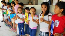 Shore Excursion: Rio Dulce and Hot Springs Tour with Visit to the Children's School, Guatemala,...