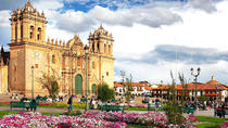 Cusco City & Nearby Ruins, Cusco, City Tours