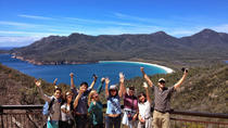 Wineglass Bay and Freycinet National Park Active Day Trip from Hobart, Hobart, null