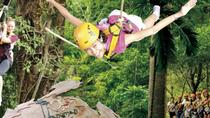 ATV Bike Tour 2 hours with Flying Ziplines with Lunch, Phuket, 4WD, ATV & Off-Road Tours