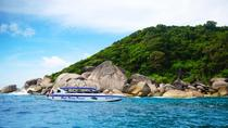 Full Day Tour Similan Island Speed Boat with Lunch, Phuket, Full-day Tours