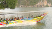 James Bond Island tour by Long Tail Boat with Lunch, Phuket