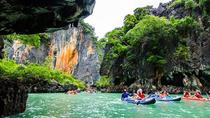 Phang Nga Bay Sea Canoeing Trip with Lunch, Phuket, Kayaking & Canoeing