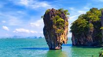 Phang Nga Bay Sunset Premium Trip Speed Boat Tour, Phuket, Jet Boats & Speed Boats