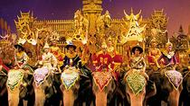 Phuket Fantasea Gold Seating with private roundtrip transfer, Phuket, Cultural Tours