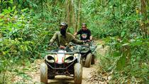 Whitewater Rafting 5 KM Tour with ATV 2 hour - Real Adventure Tour, Phuket, 4WD, ATV & Off-Road ...