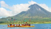 Arenal Volcano Combo 3 Lake Kayaking & Baldi Hot Springs Private Tour, San Jose, Attraction Tickets
