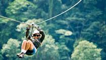 Arenal Volcano Combo 6 SkyTrek Zip Line & Baldi Hot Springs, San Jose, Attraction Tickets