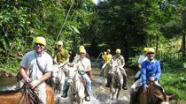 Private Adventure Combo with Whitewater Rafting and Horseback Ride, San José