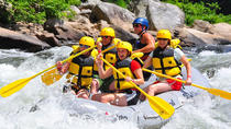 Private Combo Tour: Whitewater Rafting and Canopy, San Jose