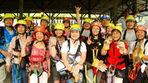Zipline and Banana Plantation Tour from Limon, Limon, Ports of Call Tours