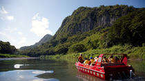 Jet Boat Safari on the Sigatoka River, Coral Coast, Day Cruises