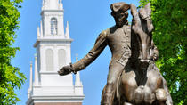 Privat Boston Freedom Trail Tour i Luxury Rolls-Royce, Boston, Privata rundturer