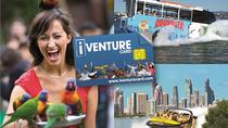 Pass Gold Coast Attraction con Currumbin Wildlife Sanctuary e escursione sul motoscafo Paradise, ...