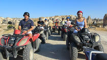 Atv Quad Safari 2 Hours Goreme Cappadocia Valleys, Goreme, 4WD, ATV & Off-Road Tours