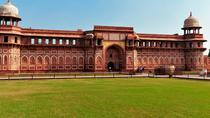 Agra Fort Skip the Line Admission Ticket with Optional Transportation, Agra, Attraction Tickets