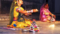 Bagore Ki Haveli Evening Dance Session Admission Ticket with Optional Transfer, Udaipur