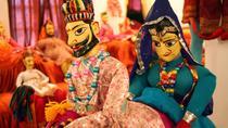 Bharatiya Lok Kala Mandal Folk Dance & Puppet Show Ticket with Optional Transfer, Udaipur,...