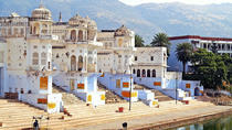 Day Trip in Pushkar including a Trip to Brahma Temple, Ajmer & Camel Safari, Jaipur, Nature & ...