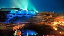 Evening Excursion:Amber Fort Sound and Light Show With Jalmahal and Dinner Thali, Jaipur, Airport & ...
