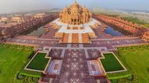 Experience Akshardham Temple and ISKCON Temple of South Delhi with Transfers, Udaipur, City Tours