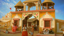 Experience Jaipur in a One Full Day Sightseeing Trip with Chouki Dhani, Jaipur, Day Trips