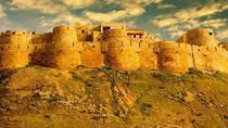Experience Jaisalmer in a One Full Day Sightseeing Trip with Tour Guide, Jaisalmer, Nature & ...