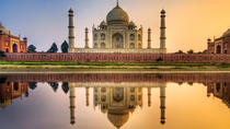 Experience Tajmahal with Same Day Agra Sightseeing From Jaipur, Jaipur, Private Sightseeing Tours