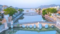 Full Day Excursion :Udaipur Sightseeing with Sunset Boat Cruise on Lake Pichola, Udaipur, Full-day...